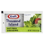 Kraft Free Thousand Island Dressing Fat Free - 87.4 Oz.