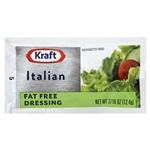 Kraft Nabisco Free Italian Fat Free Dressing - 0.44 Oz.