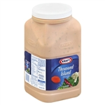 Kraft Nabisco Pourable Thousand Island Dressing - 1 Gal.