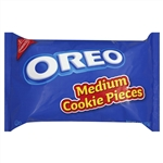 Kraft Nabisco Oreo Medium Crunch Pieces - 1 Lb.