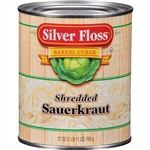 Great Lakes Silver Floss Vegetable Regular Sauerkraut - 27 Oz.