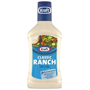 Kraft Nabisco Ranch Dressing - 16 Oz.