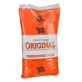 Mars Foodservice Converted Brand Rice 10 Pound