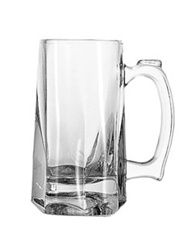 Anchor Hocking Beer Tankard 10 oz. Glass