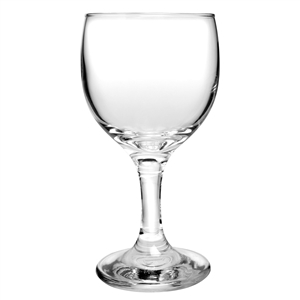 Anchor Hocking Excellency Wine 6.5 oz. Rim Tempered Glass