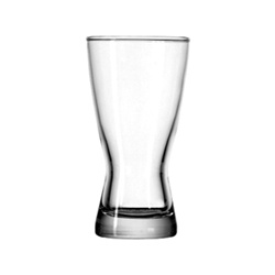 Anchor Hocking Bavarian Rim Tempered 12 oz. Beer Pilsner Glass