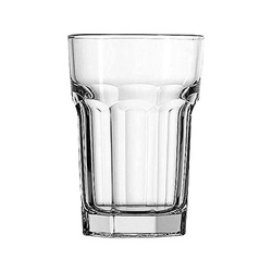 Anchor Hocking New Orleans Rim Tempered 12 oz. Beverage Glass