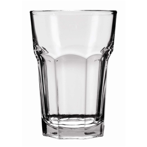 Anchor Hocking Ice Tea New Orleans 14.5 oz. Rim Tempered Glass