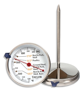 Taylor Classic Meat Thermometer - 2.75 in. Dial