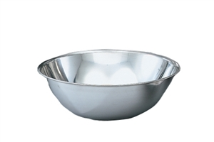 Vollrath Stainless Steel Mixing Bowls - 4 Qt.