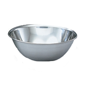 Vollrath Stainless Steel Mixing Bowls - 13 Qt.