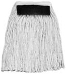 Glit Disco Antimicrobial Large Natural Mop Head 4 Ply