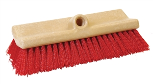 O-Cedar Baseboard Bi-Level Floor Scrub Brush - 16 in. x 12 in. x 9 in.