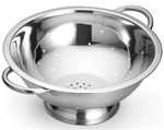 Tablecraft Stainless Steel Colander - 13 qt.