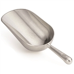 Tablecraft Aluminum Scoop - 5 Oz.