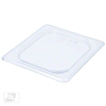 Cambro Plastic Cover Pan One Sixth Size Clear
