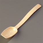Carlisle Buffet Salad Spoon Beige 0.5 Oz.