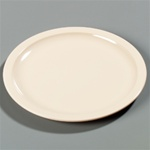 Carlisle Kingline Narrow Rim Dinner Plate Tan 9 in.