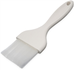 Carlisle Galaxy Pastry Brush White 3 in.