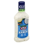 Kraft Nabisco Fat Free Ranch Dressing - 16 Oz.
