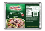 Chicken Of The Sea Light Tongol Tuna Chunk Pouch - 43 Oz.