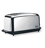 Waring Light Duty 4 Slice Two Slot Toaster 120 Volt