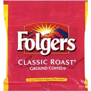 Folgers Classic Roast Regular In Room Coffee - 0.6 Oz.