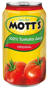 Motts Tomato Juice Single Serve - 11.5 Oz.
