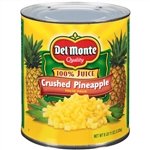 Del Monte Pineapple Coarse Crushed Packed In Juice