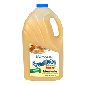 Conagra Shortening Wesson Liquid Move Over Butter 1 Gal.