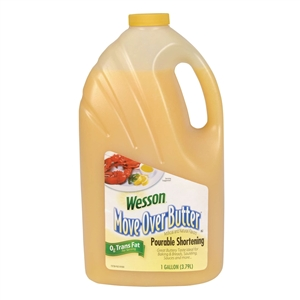 Conagra Wesgold Move Over Butter Oil - 1 Gal.