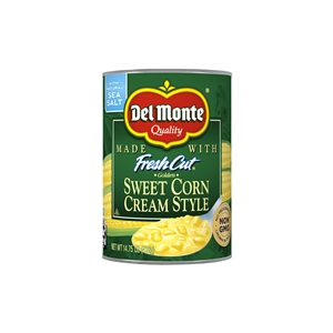 Vegetable Gold Creamed Corn - 14.75 oz.