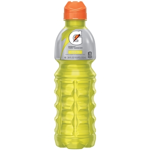 Pepsico Gatorade Lemon Lime Sport Drink - 24 Oz.