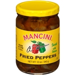 Fried Peppers with Onion - 12 Oz.