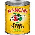 Mancini Fried Peppers with Sweet Onion 28 oz.