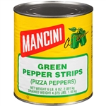 Mancini Green Pepper Strips