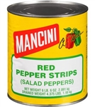 Red Pepper Strips - 102 Oz.