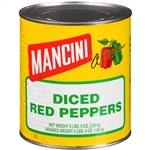 Mancini Diced Red Pepper