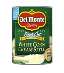 Del Monte White Cream Corn Vegetable - 14.75 Oz.
