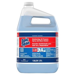 Procter and Gamble Spic and Span All Purpose Spray and Glass Cleaner 1 Gal.