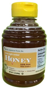 Groeb Clover Honey - 1 Lb.