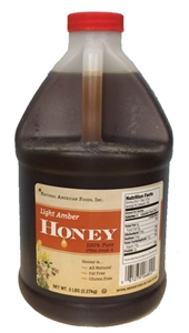 Groeb Honey Wildflower In Plastic Jug - 5 Lb.
