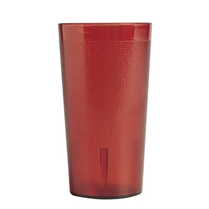 Cambro Plastic Stackable Tumbler Red 12.6 Oz.