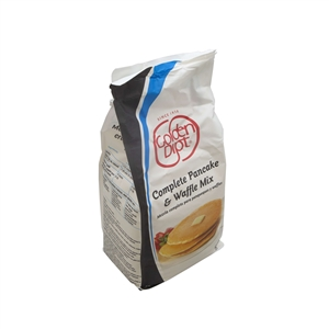 Kerry Golden Dipt Griddle Pancake and Waffle Mix Bag - 5 Lb.