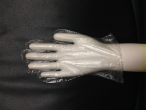 Boyd Polyethylene Disposable Food Gloves Large