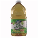 Clement Pappas White Grape Juice Plastic Bottle - 64 Oz.