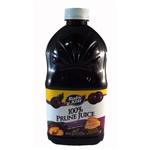 Clement Pappas Prune Juice Grip Plastic Bottle - 46 Oz.