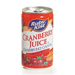 Clement Pappas Aluminum Can Cranberry Cocktail Juice - 5.5 Oz.