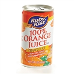 Clement Pappas Orange Juice Aluminum Can - 5.5 Oz.