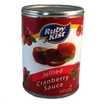Clement Pappas Jellied Cranberry Sauce Can - 16 Oz.